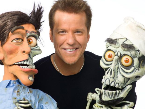 Don't miss your chance to see JEFF DUNHAM live in 2017!