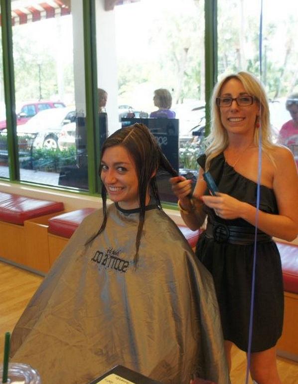 hair cutting cape   Ha...