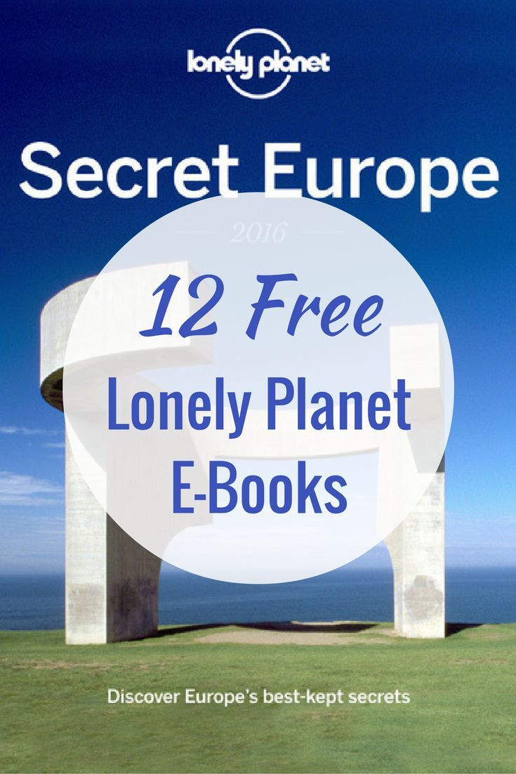 12 free Lonely Planet e-books and cheap kindle books round-up.
