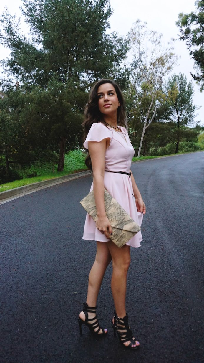 Pretty in Pink. ON THE KATTWALK: Swift Style #valentines #outfit
