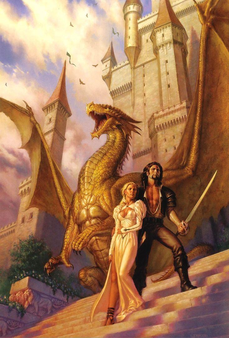 Art érotique de dragon