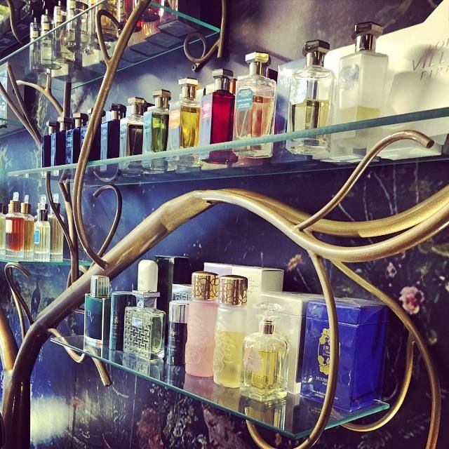 #scent is the most powerful #memory trigger #rosinaperfumery #quote — at Rosina Perfumery.