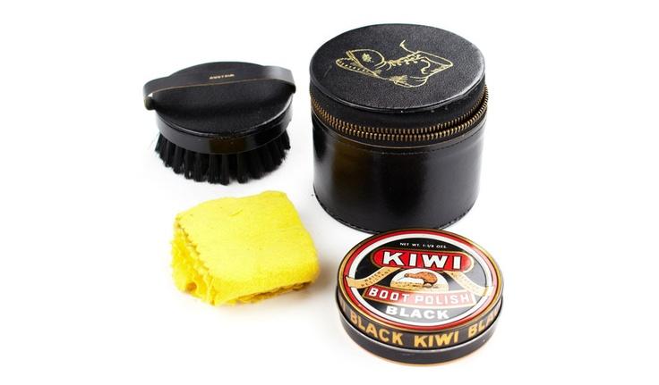 Cavalier Boot Polish Kit