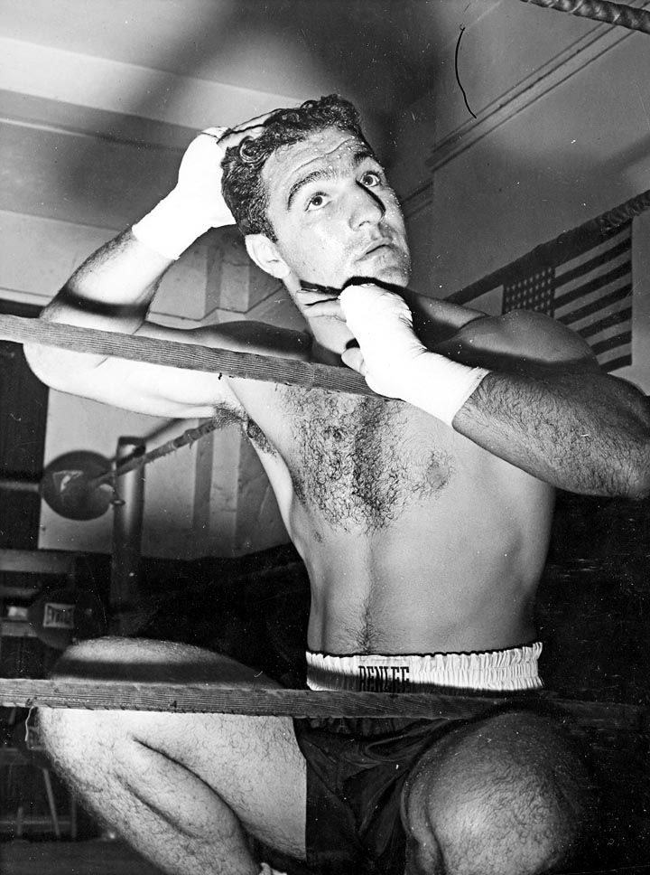 Rocky Marciano – Ruthless Rock Was So Gentle http://www.boxingnewsonline.net/on-this-day-we-lost-rocky-marciano-in-a-tragic-accident/ #boxing #rockymarciano #mustread