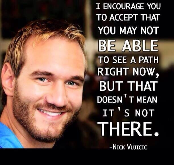 13 Best Nick Vujicic Quotes Images On Pinterest