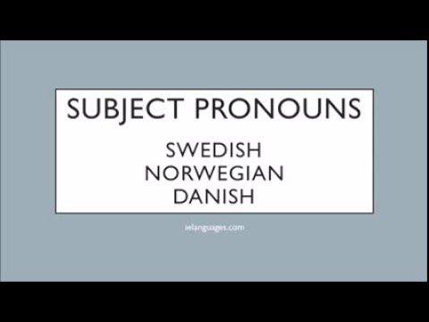 Help me learn Swedish/Svenska?