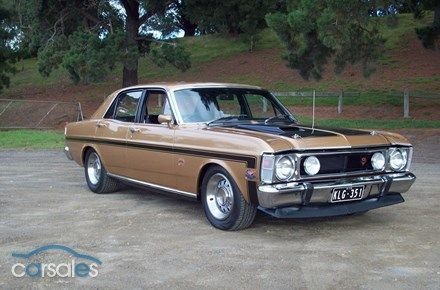 1969 Ford Falcon XW GT