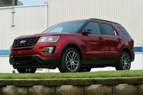 33 best ford explorer images on pinterest ford explorer autos and 2016 ford explorer sport fandeluxe Image collections