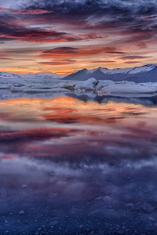 red sunsetby Nasser Al-Humaidi