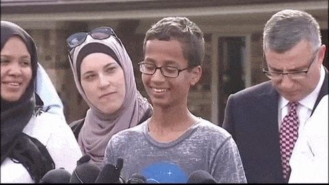 Irving police violated Ahmed Mohamed's civil rights