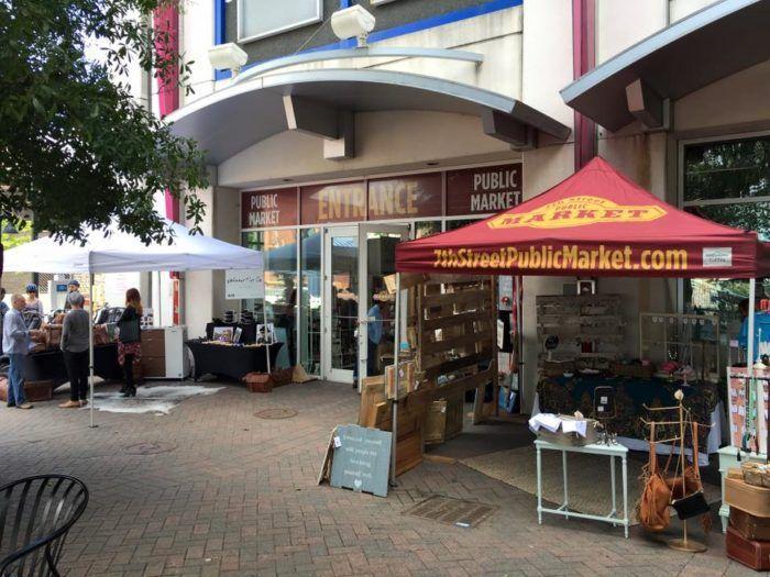 3 7th Street Public Market Public Market Outdoor Decor Public
