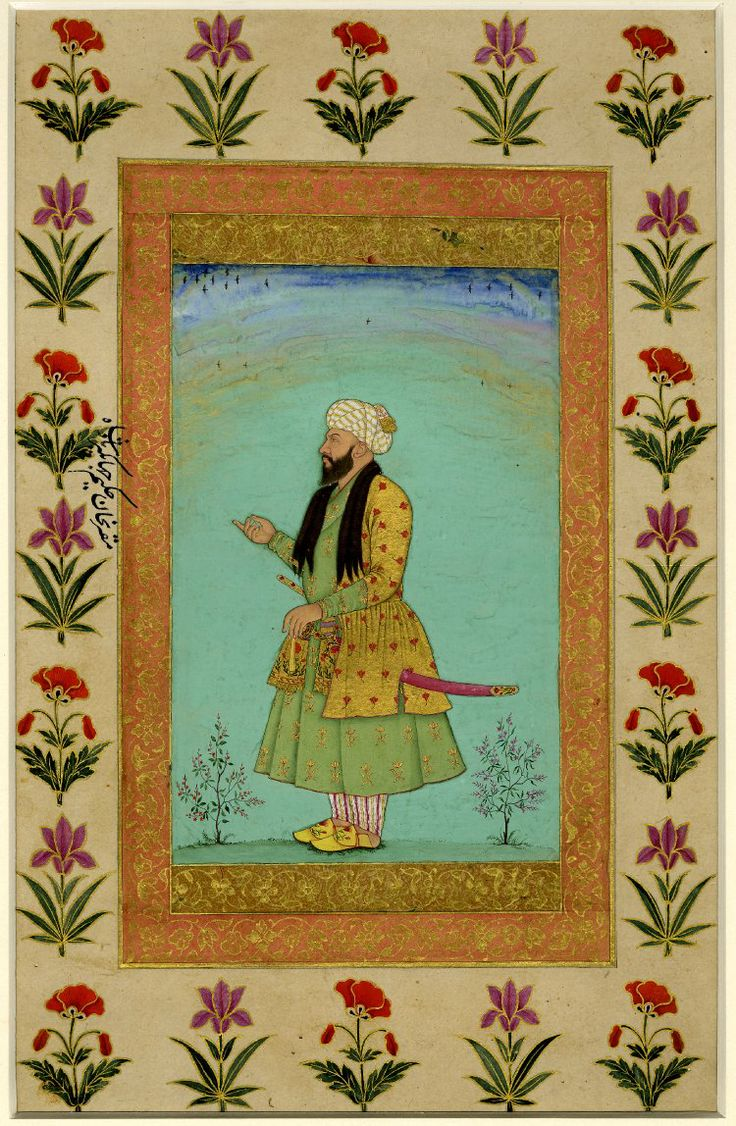 Hakeem, Da'úd Taqarrub Khán. Jahangir era