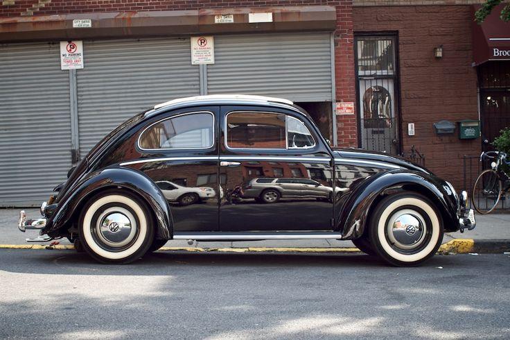 1955 Beetle Automobiles Production Cars Pinterest
