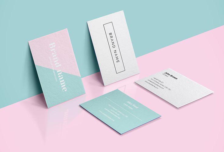 colour.me #wizytówki - wyjątkowe #szablony do wydrukowania online. #businesscards, #design, #templates, inspiration, simple, #pastel, minimalist https://colour.me/shop/#/categories/11/editions/653420/templates
