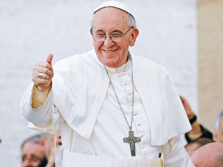 """Papa Francisco """"Es un derecho que los funcionarios se nieguen al matrimonio homosexual"""""""
