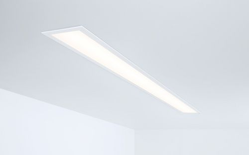 Luminaire encastrable au plafond / à LED / linéaire / en aluminium LUMENLINE  lumenpulse