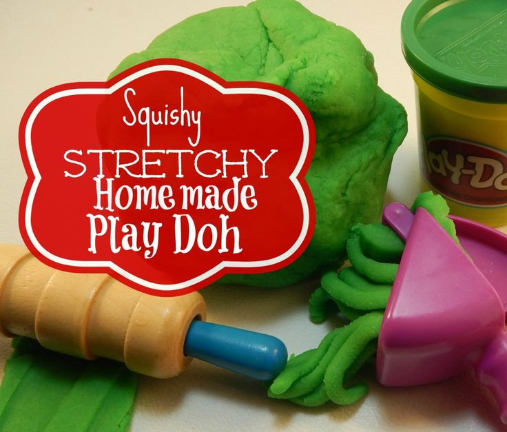 17 Best images about Play Dough on Pinterest Homemade, Dough recipe and Homemade playdough