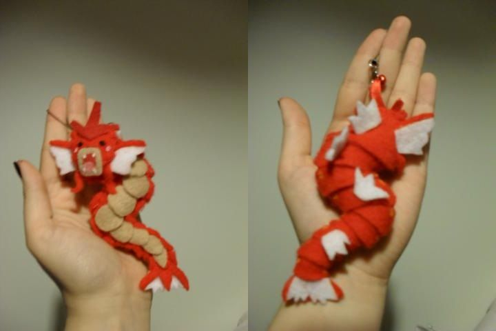 Petit Shiny Gyarados by Sexual-Pancake on deviantART