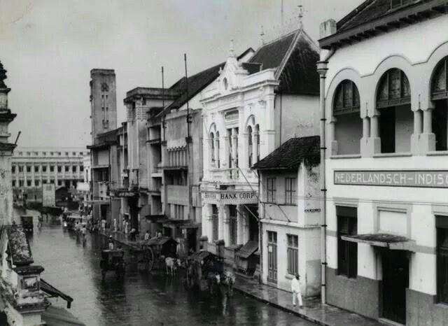 Kembang Djepoen te Soerabaja tahun 1925