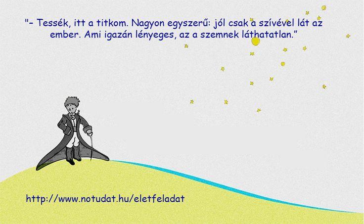 Találd meg az életfeladatodat, a szívbéli munkádat, a hivatásodat velünk. A kezdő lépéseket itt találod: http://www.notudat.hu/eletfeladat