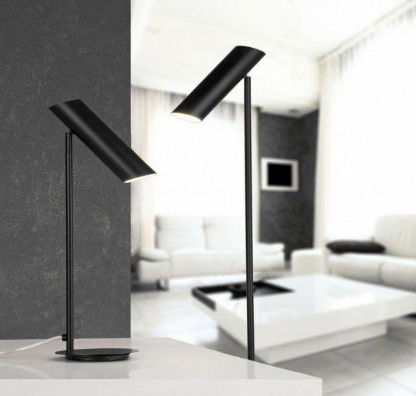 Tischlampen Stehlampen Design Holz