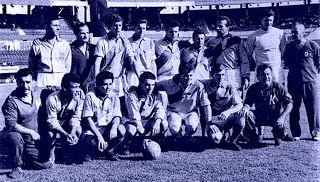EQUIPOS DE FÚTBOL: ARSENAL DE SARANDI 1962