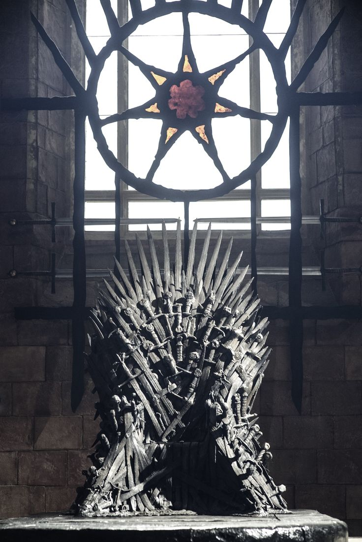 Iron Throne - Game of Thrones Wiki