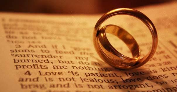 Confía en que Dios ayudará a que tu matrimonio sea exitoso
