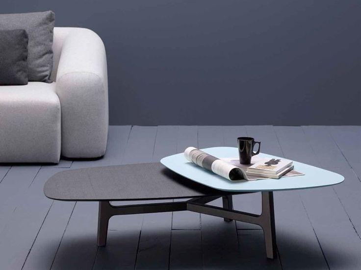 Tavolino Basso In Legno LORE Collezione Lore By TREKU | Design Ibon  Arrizabalaga