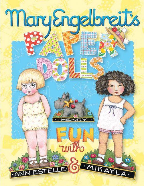 Mary Engelbreit Paper Dolls : Paper Dolls of Classic Stars ...