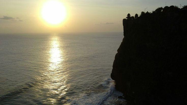 Great sunset...admiring the Creator, Praise God