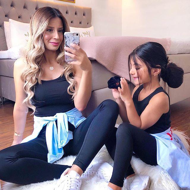 Mama Latina Tochter Latina
