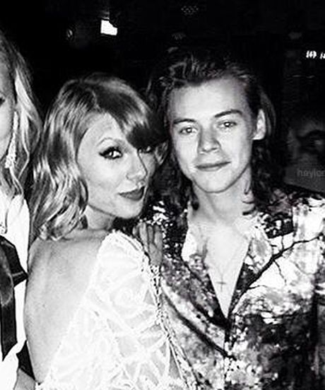 Is taylor swift still dating harry styles