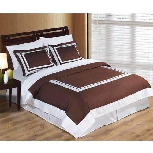 Dark Brown And White Duvet Cover Set Duvet Cover Sets Duvet Sets White Duvet