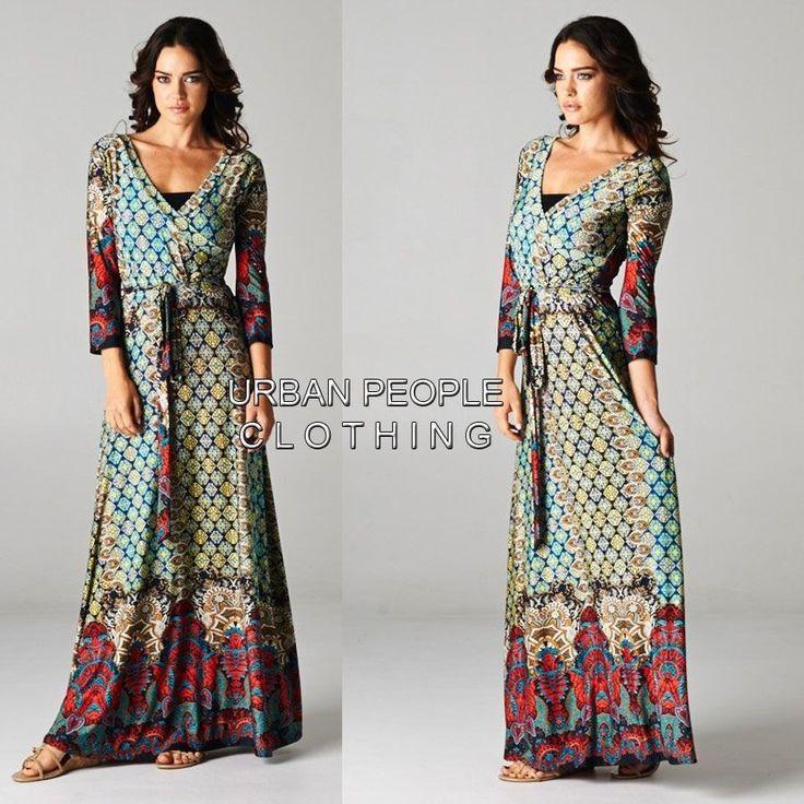 Boho Clothing Usa Maxi Dresses Moroccan Mosaics