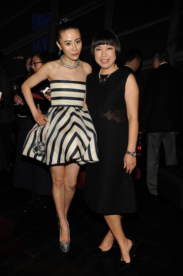 Yaqi Yang and Angelica Cheung