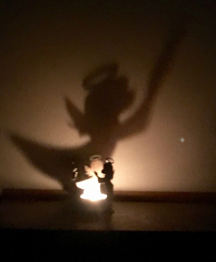 Angel candle holder Made from metal in Durban.