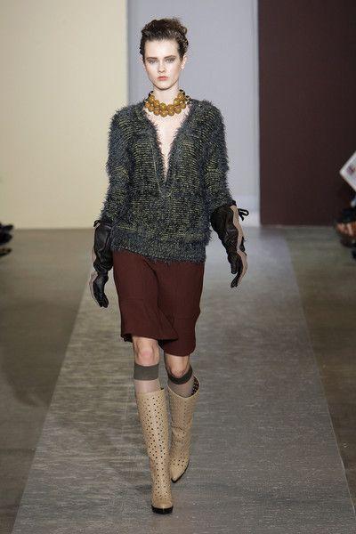 Marni at Milan Fashion Week Fall 2010 - Runway Photos
