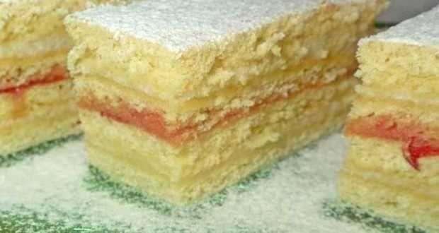 Medeni kolač sa grizom