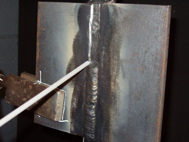 Basic Stick welding covering safety, joint preparation, rod selection, arc welding machine set-up, and basic stick welding techniques in various positions.