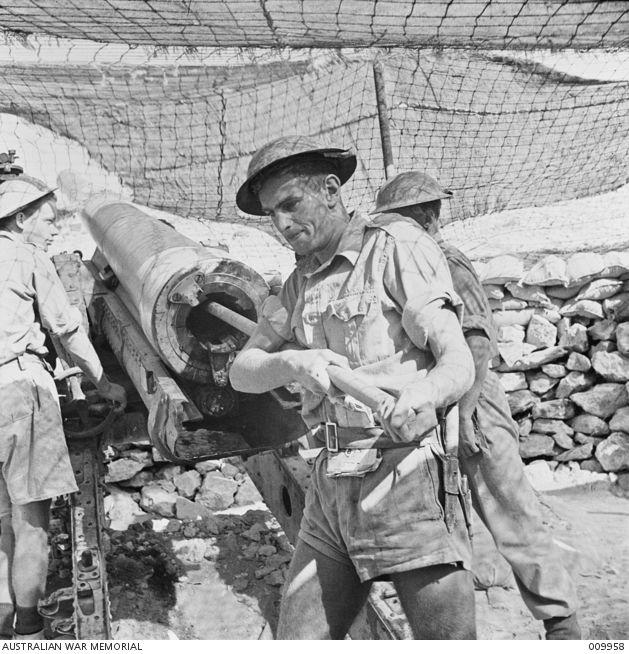 Pin On WW2-Siege Of Tobruk 1941