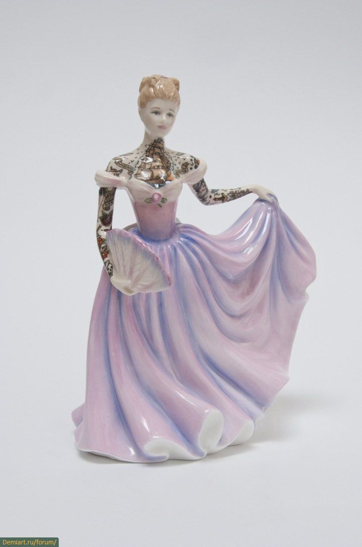 Best Jessica Harrison Images On Pinterest Macabre Bizarre - Amazingly disturbing porcelain figurines by maria rubinke