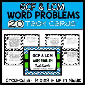 Least Common Multiple (LCM) - Torch Sixth Grade