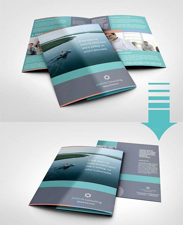 Half Fold Brochure Template New 36 Half Fold Brochure Templates Free Brochure Template Brochure Template Brochure Design Template