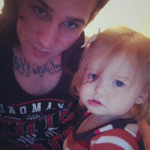Beau Bokan and Olive