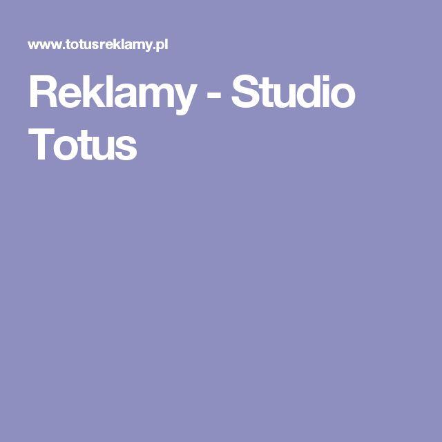 Reklamy - Studio Totus