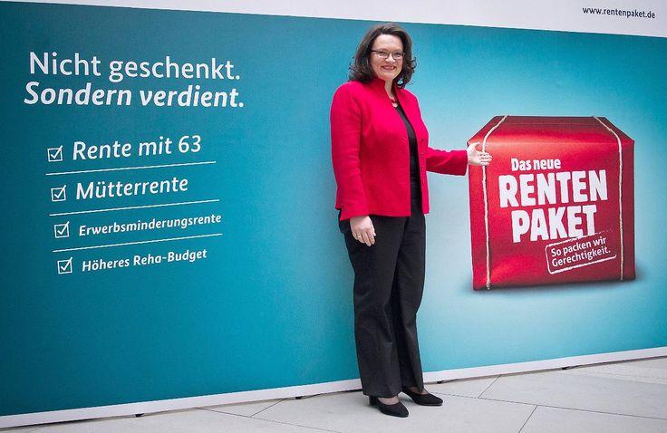 Rache der Rente mit 63: Rücklage schmilzt unaufhaltsam: Droht bald der Kollaps des Rentensystems? - Altersvorsorge http://www.focus.de/finanzen/altersvorsorge/2-4-milliarden-euro-in-vier-monaten-ruecklage-schmilzt-unaufhaltsam-droht-bald-der-kollaps-des-rentensystems_id_4632116.html