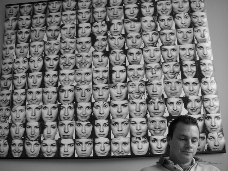 Faces in Tallin