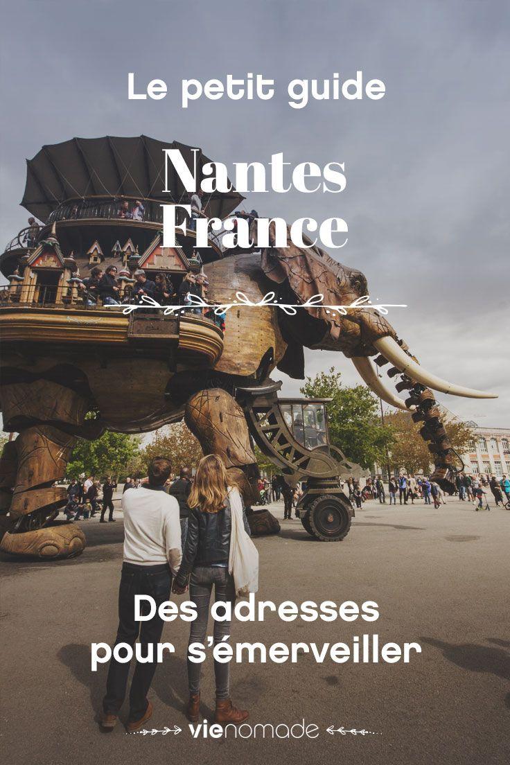 Mes meilleures adresses pour sortir, dormir et manger à Nantes! Voyage en France
