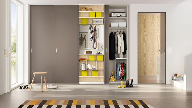 Интерьерная система Rima #5 Raumplus, салон немецкой мебели